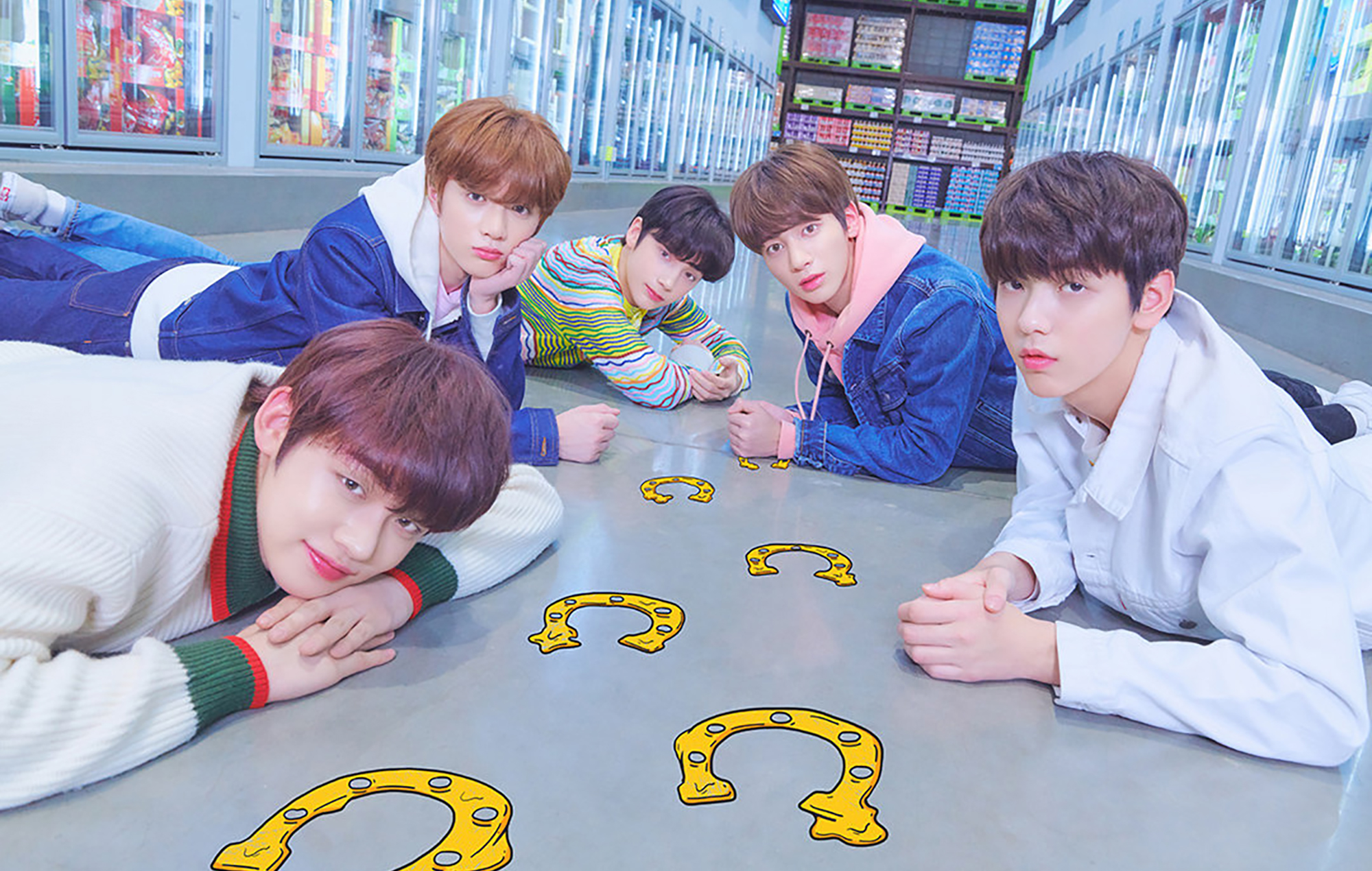 The Dream Chapter: Magic album Released by TXT : Details inside