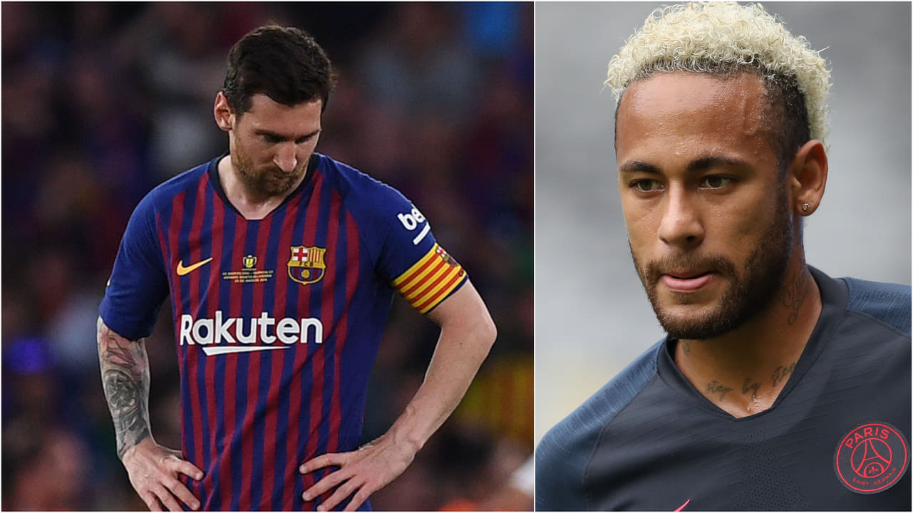 Lionel Messi's Demand To Bring Neymar Back Can Make Barcelona Put Three Players Up On Sale: Reports