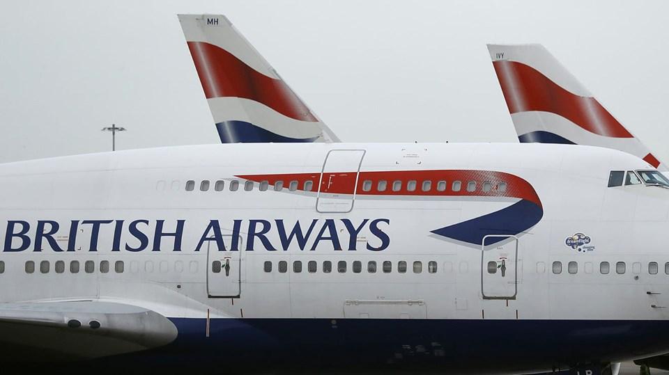 , British Airways Grounds Nearly All Flights due to Pilots Strike