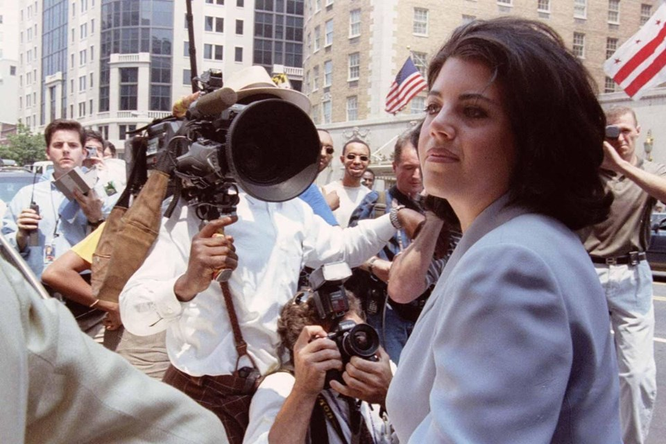 , Monica Lewinsky Is Producing Third Installment Of FX's 'Impeachment: American Crime Story' Based On Clinton Scandal, Details Inside