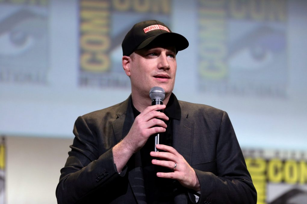 , President Kevin Feige just added another title to his Marvel resume