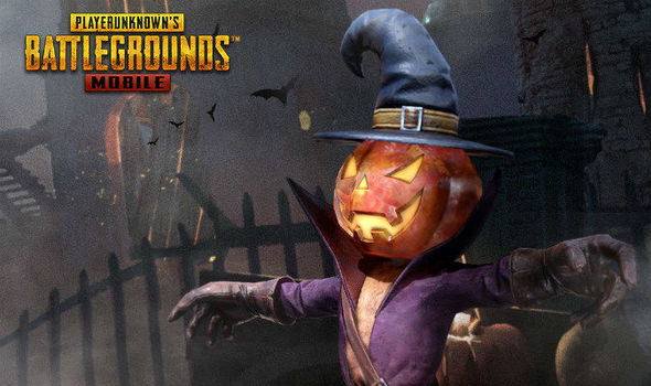 """, Here """"PUBG Mobile"""" New Update For Halloween :Details inside"""