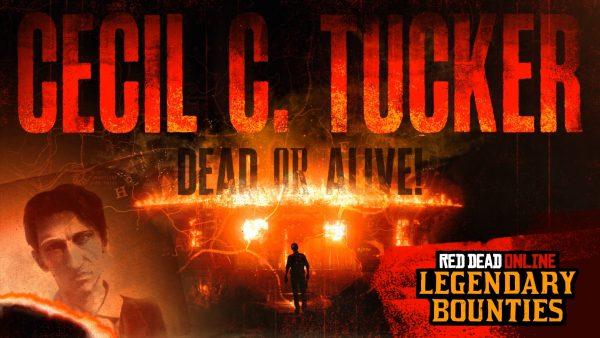 , A New fiery Legendary Bounty to Red Dead Online
