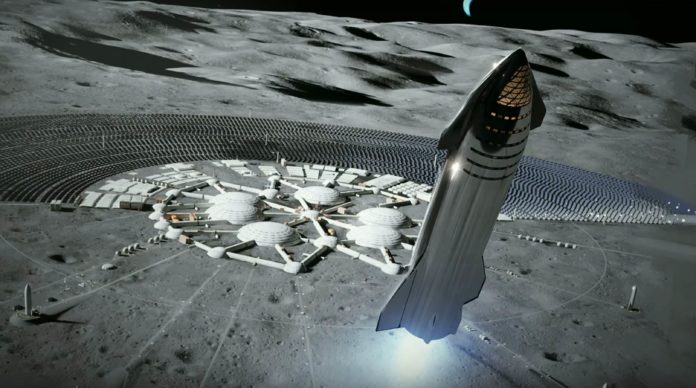 , Exclusive: SpaceX Announced to Build Cities on Mars and Moon