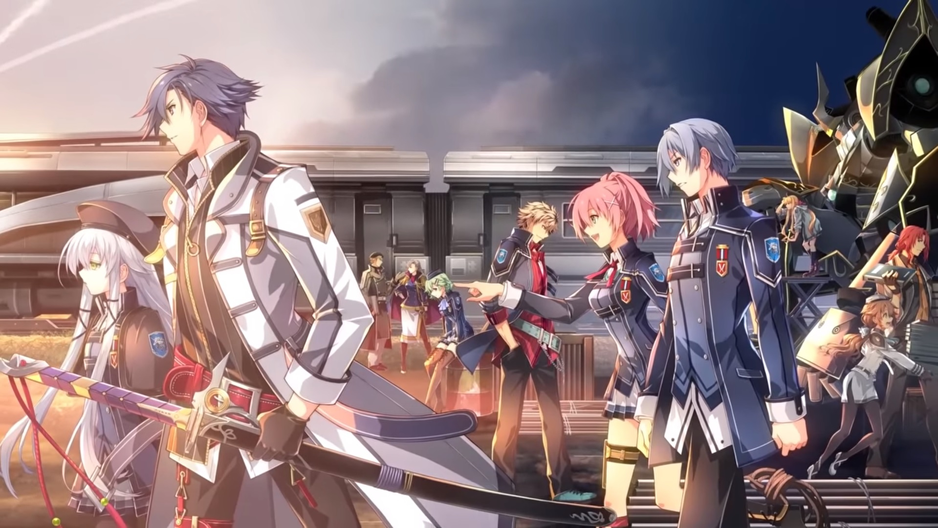 """, The Legend of Heroes: """"Trails of Cold Steel 3"""" Full Review and Details"""