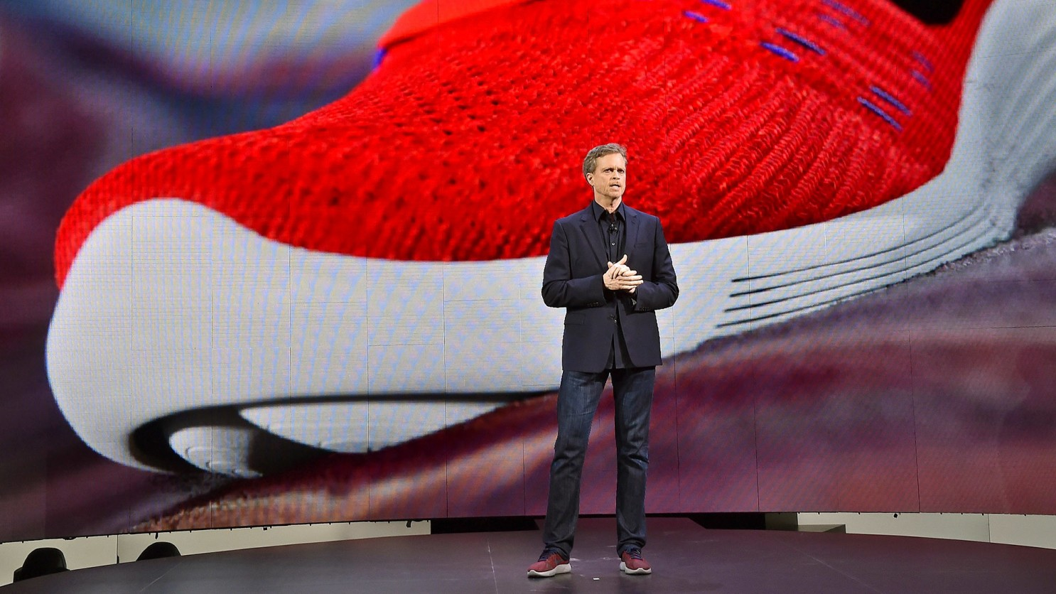 , Nike 'CEO' Mark Parker to Resign soon