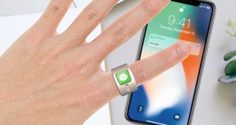, Apple's New patent is for a Next wearable device that can control your next iPhone