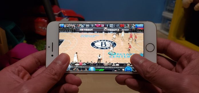 , New 'NBA' game offers a quick basketball fix on your phone: Details inside