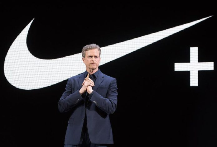 Nike 'CEO' Mark Parker to Resign soon