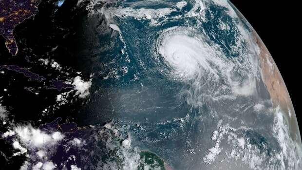 , Big storms can create 'stormquakes' :Discovered scientists
