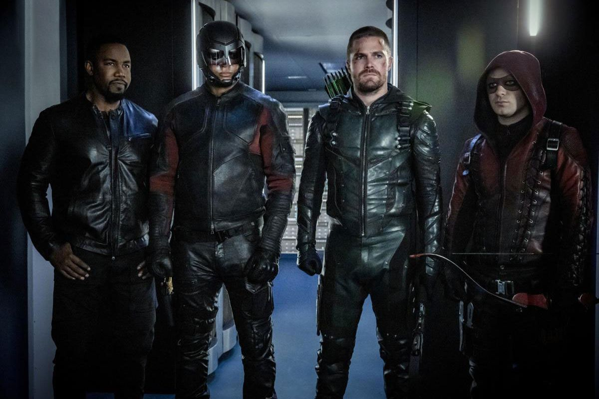, The 8 Years Long Journey Of Arrow Is Going To End With A Final Season 9