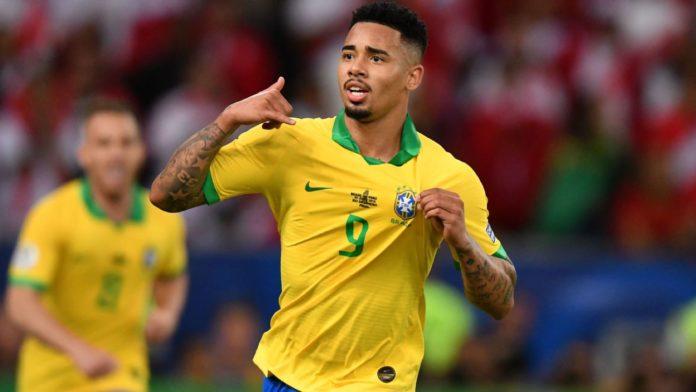 Brazilian Striker Gabriel Jesus Suspended For 2 Months Due To Inappropriate Behavior I Copa America Final Fixture