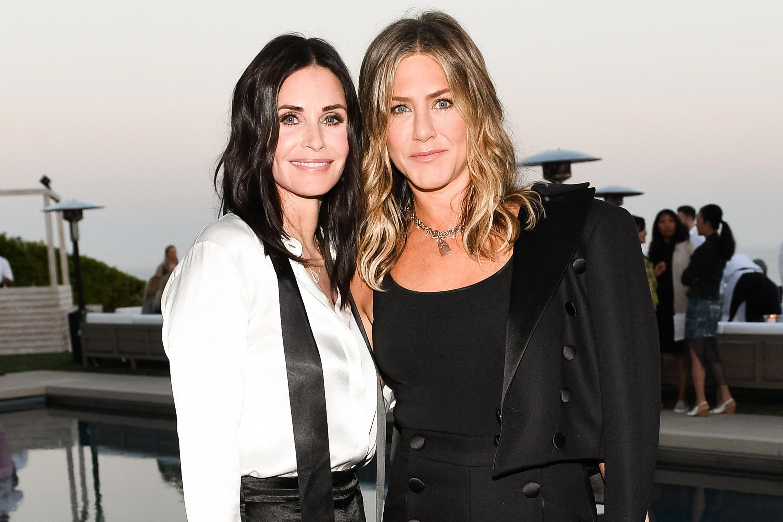 , Jennifer Aniston shares Instagram Debut and Shadowing 'GMA' on 'Jimmy Kimmel'