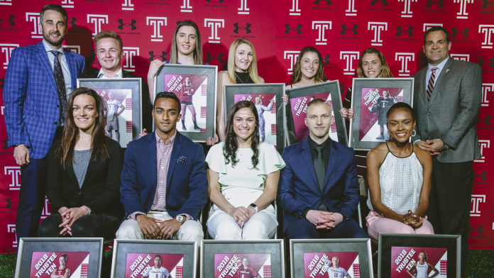 , Temple athletes Honoured by American Athletic Conference -Here's everything you wants to know..!!