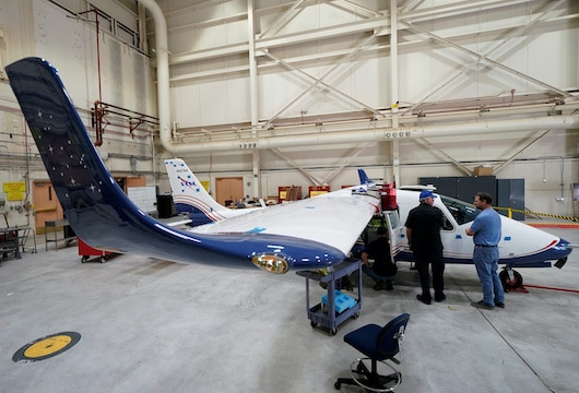, 'Maxwell'- The First All-Electric Experimental Aircraft, Revealed by NASA