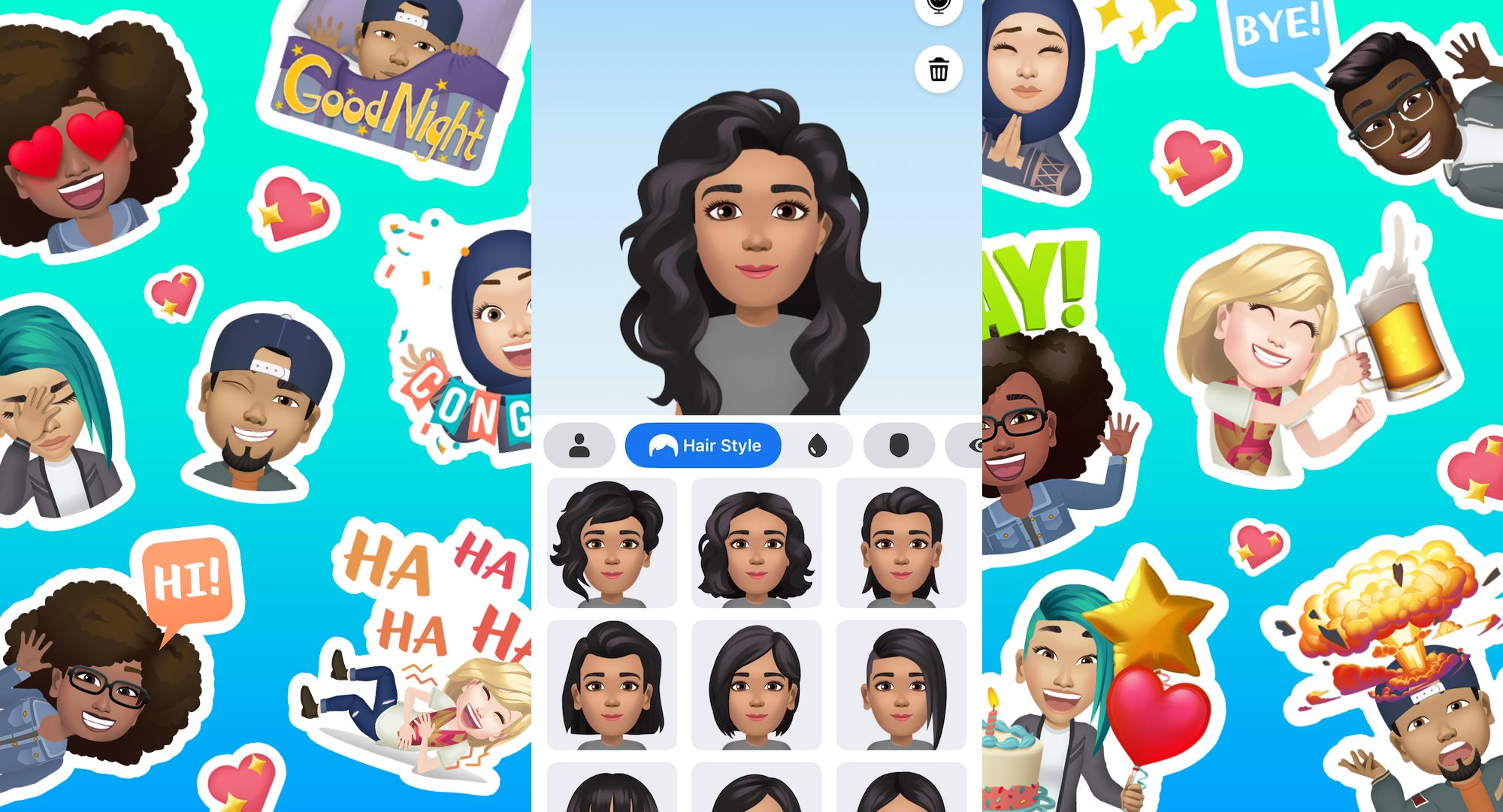 Facebook Brings Its Mobile Messaging Stickers To The Web After Their Designer Leaves