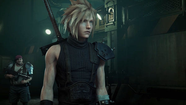 , New Final Fantasy VII Remake Gameplay Releases Squats Minigame: More Details inside