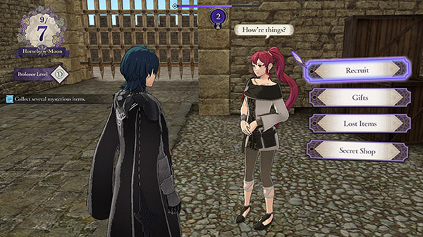 , Fire Emblem: Three Houses updated: Now available  version 1.1.0