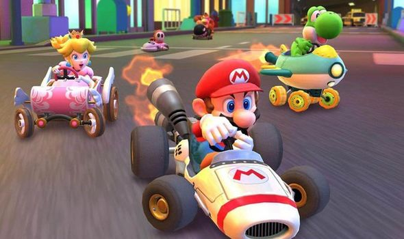 , Update : 'Mario Kart Tour' arrived in the latest mobile game