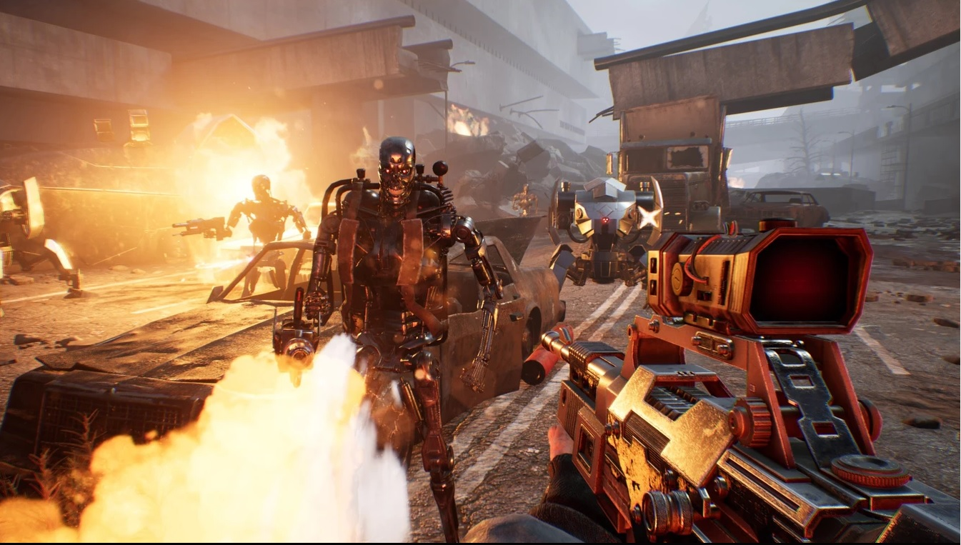 , Terminator: Resistance  New Gameplay Trailers Reveals its Delayed Date to December 10