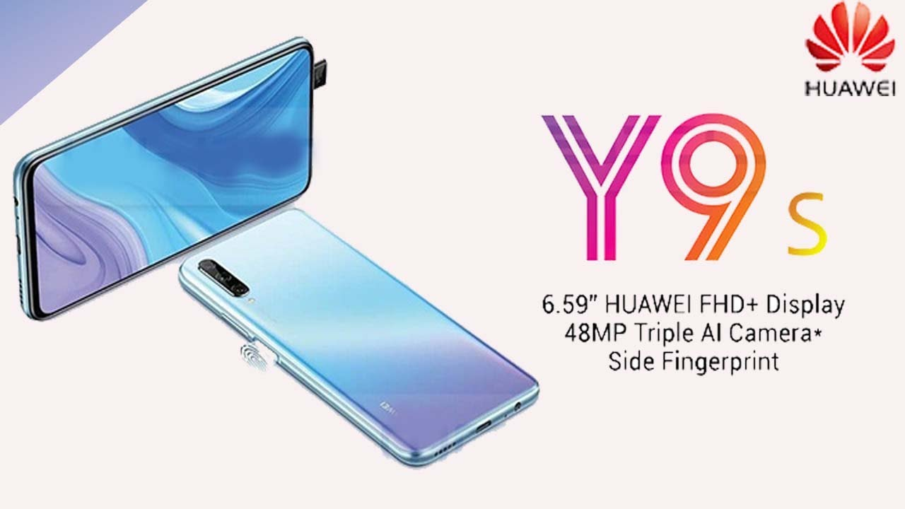 , Huawei Launched New Y9s Released with Triple Camera, Kirin 710F, More!
