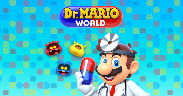 Dr. Mario World's Update Adds New Two Members: Here's the Detail