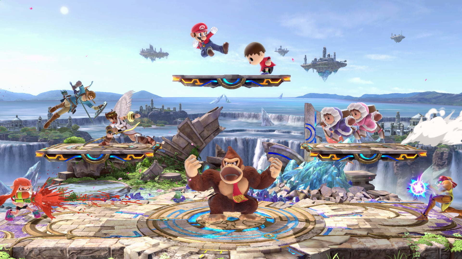 , Super Smash Bros. Ultimate Announces to be a best selling fighting game ever