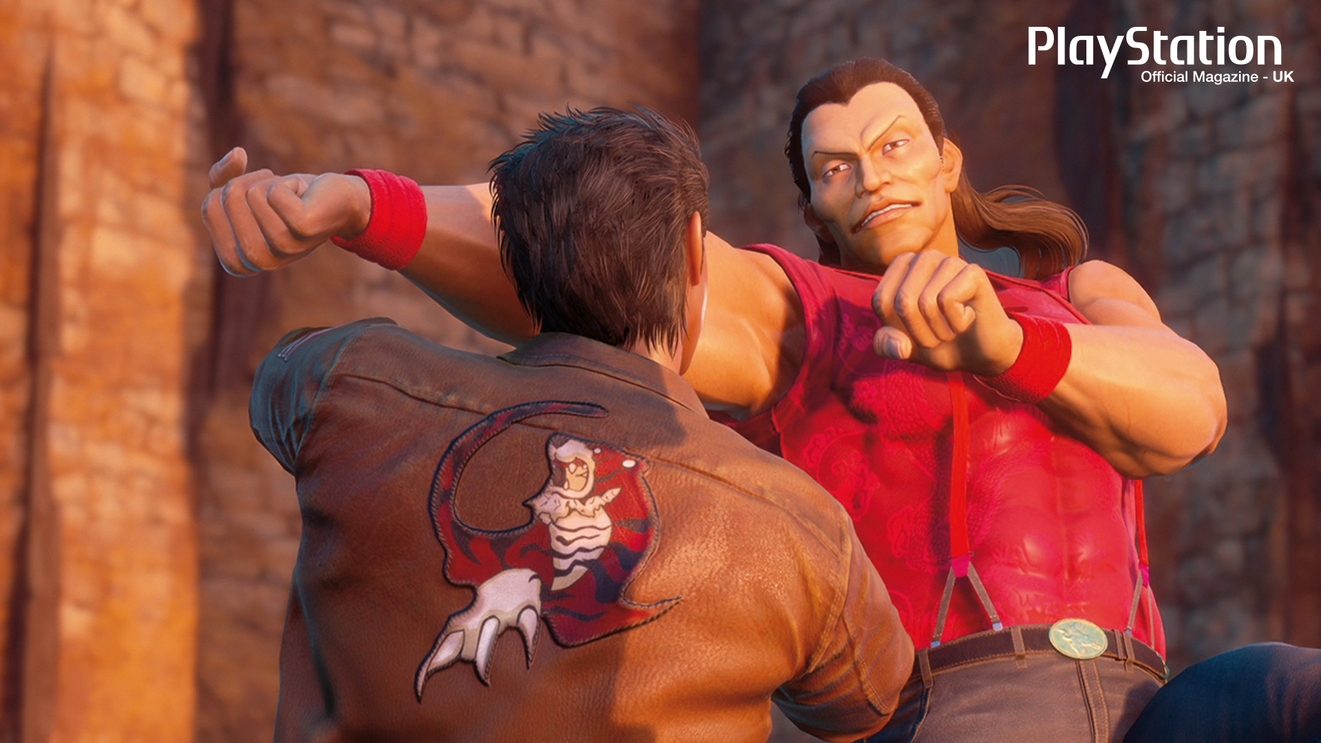 , Shenmue 3 Remastered feels like a game that never existed