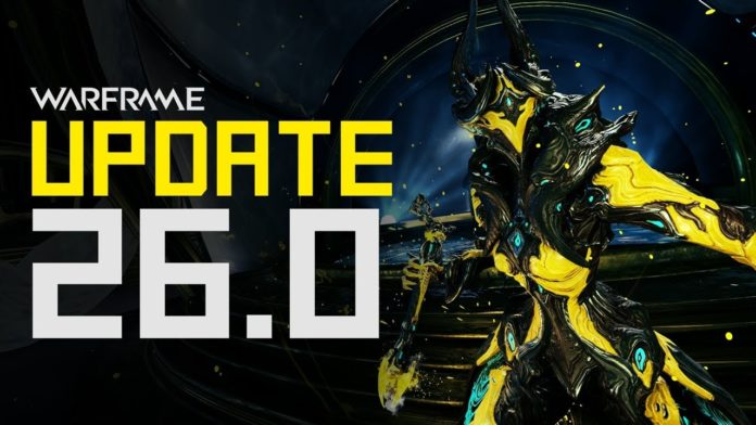 Warframe The Old Blood Updated on the PC Now Available