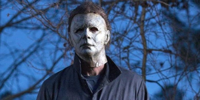 , Jason Blum's Newly Revealed Ominous BTS Look At 'Halloween Kills'