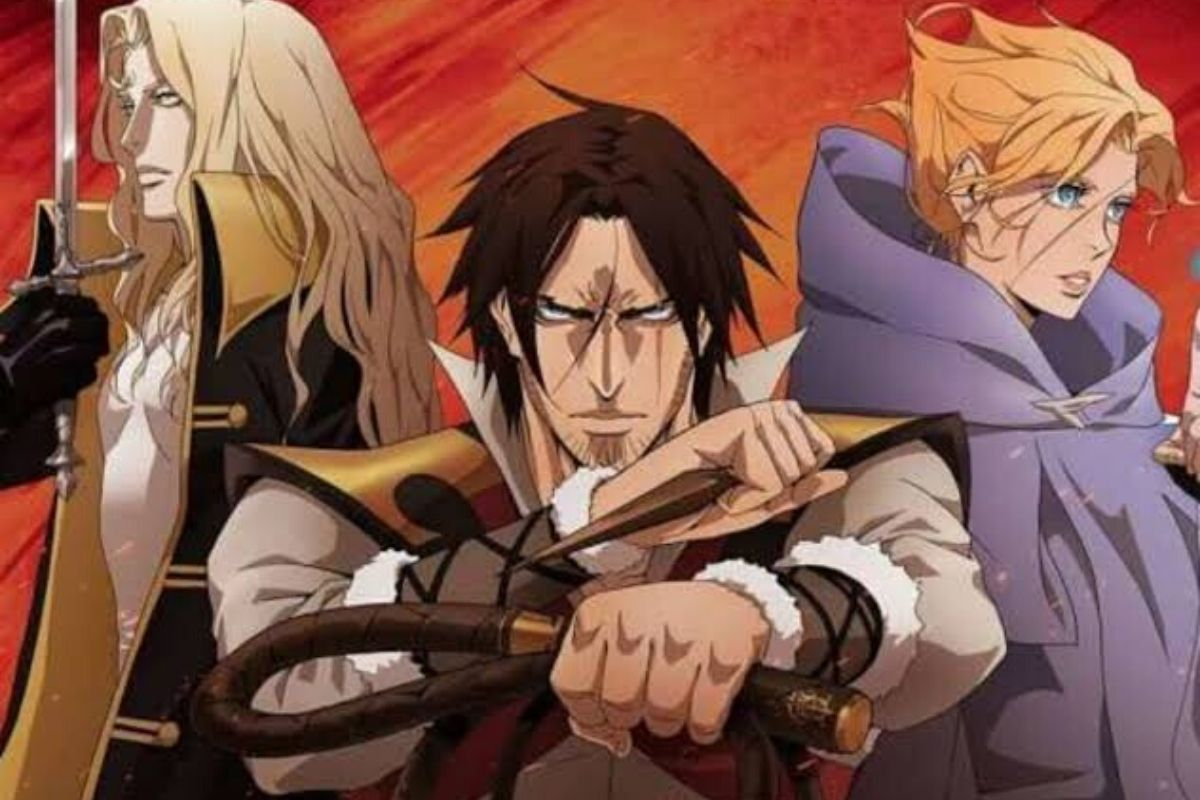 """First Castlevania """"Season 3"""": First Image Revealed Showing Off New Characters, First Castlevania """"Season 3"""": First Image Revealed Showing Off New Characters"""