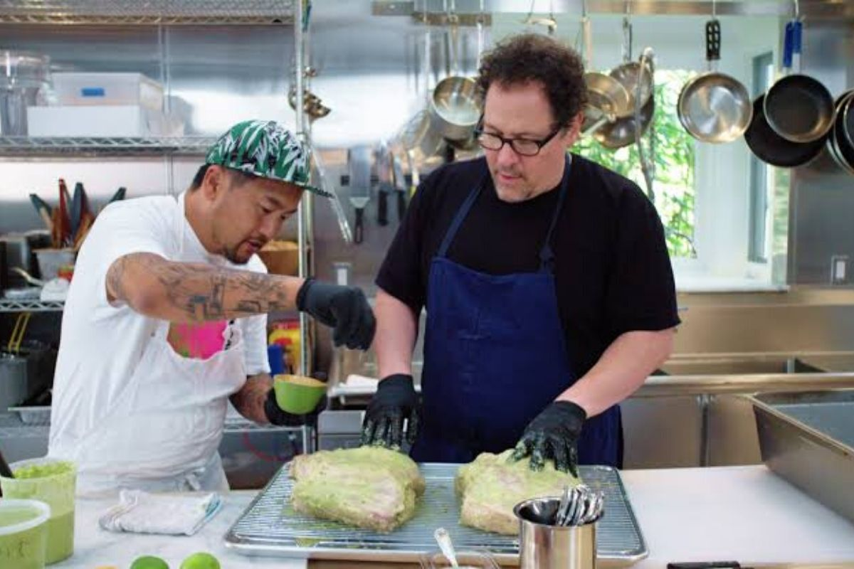 Netflix: February 2020, The Chef Show Volume 3 Is Coming