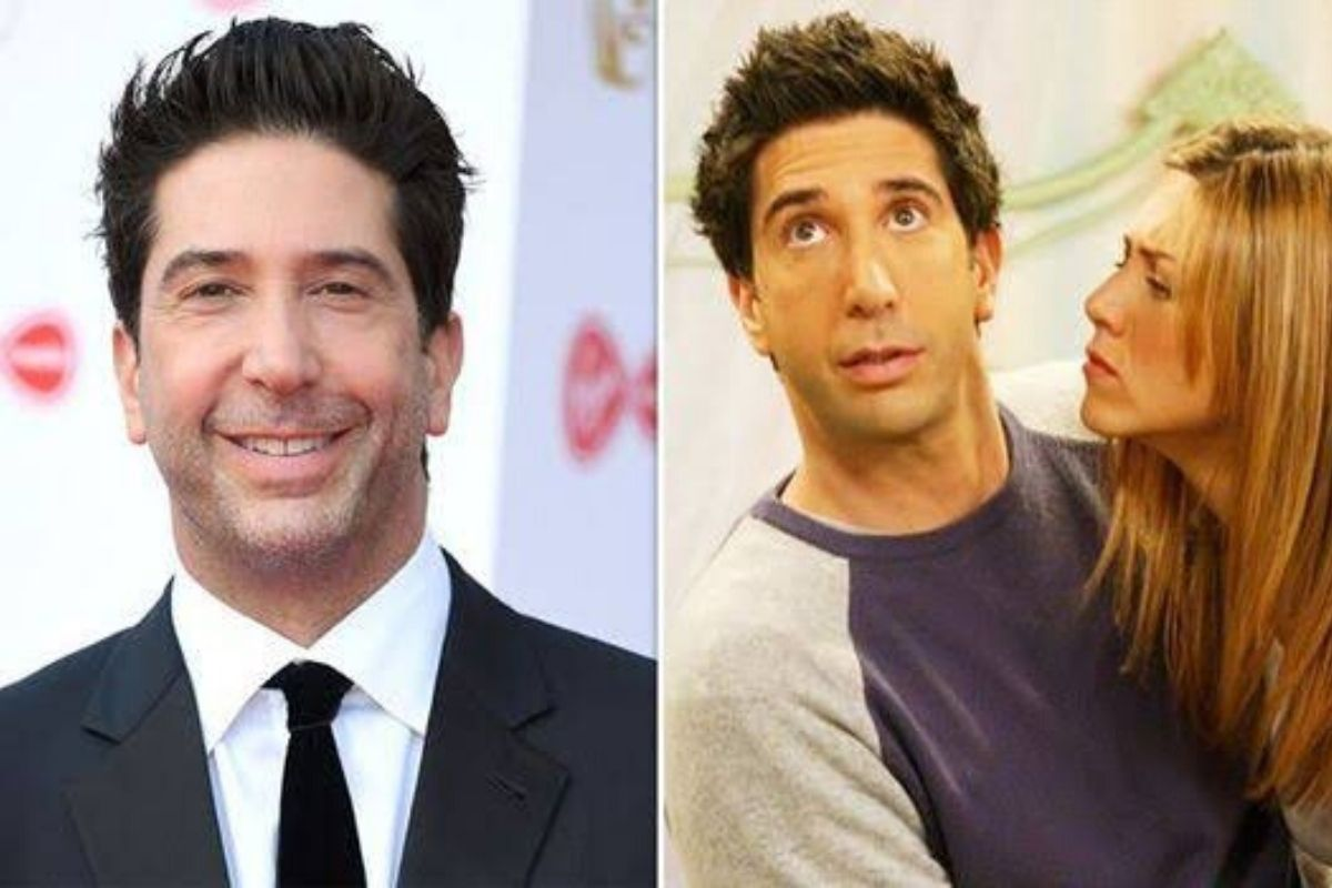 How David Schwimmer expecting from his role ross on 'Friends' ?