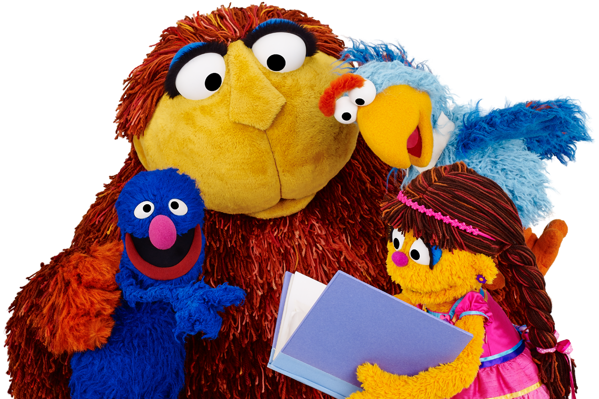 "The New Arabic Version of ""Sesame Stree"" has Kicked off With New Muppets, The New Arabic Version of ""Sesame Stree"" has Kicked off With New Muppets"