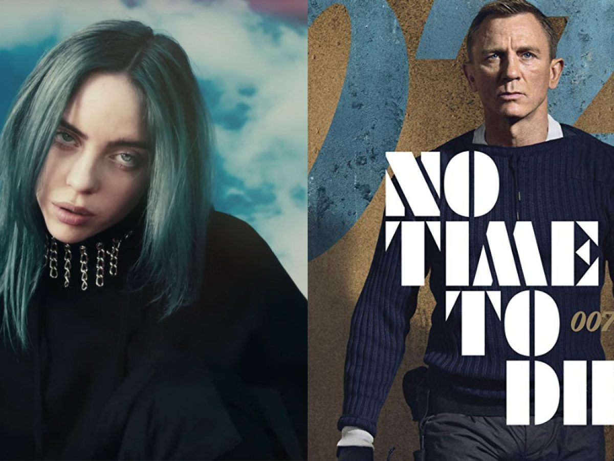 Billie Eilish: At The Age Of 18 In The James Bond Flick 'No Time To Die'
