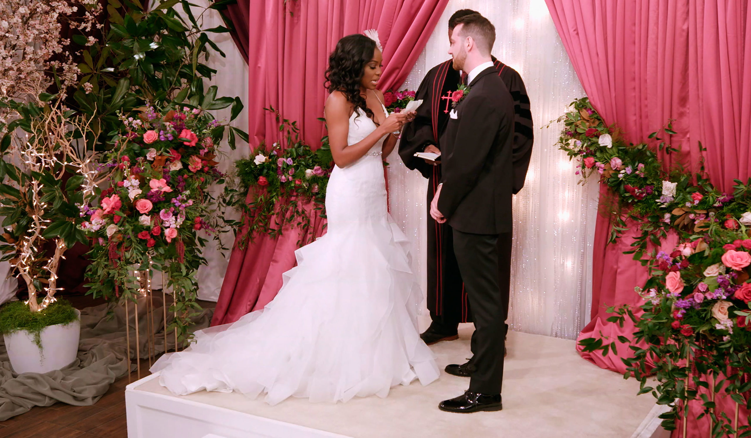 Netflix: Love Is Blind: Lauren & Cameron's Vows On The Next Episode, Take A Look