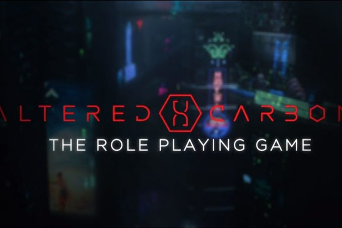 Netflix's Altered Carbon series is getting its own tabletop RolePlaying Game