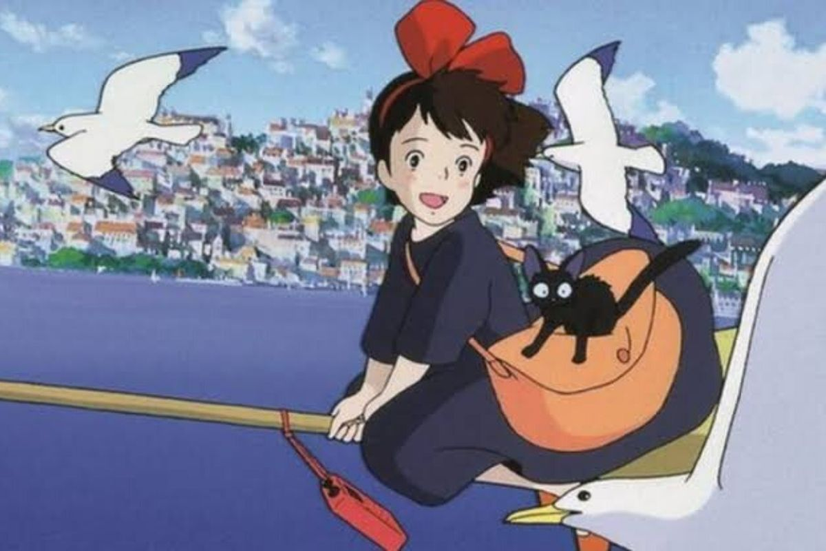Netflix is Coming With Studio Ghibli's Movies Some of them Available Now and Some are Coming soon