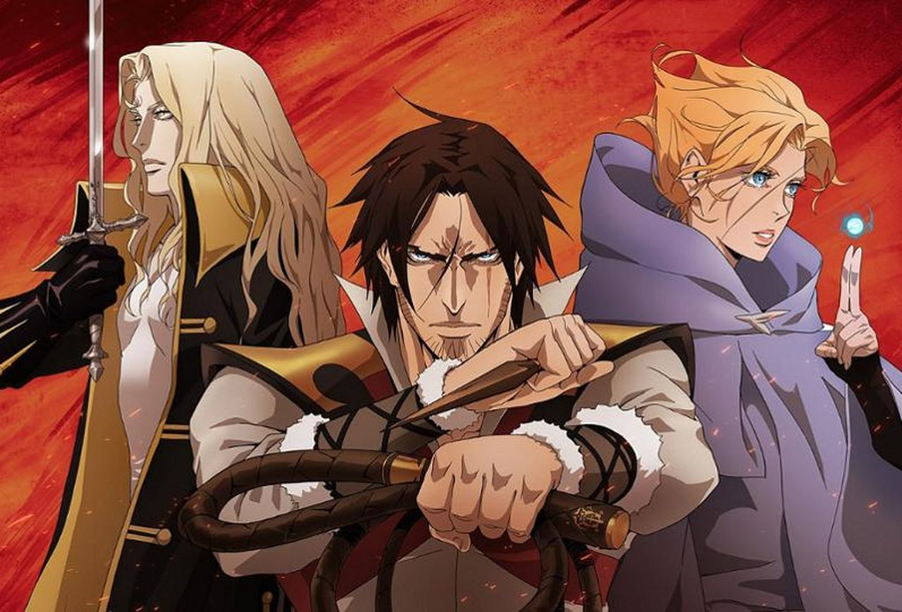 "Netflix's Original "" Castlevania"" Is Set To Arrive On 5th March, Take A Look On Trailer!"