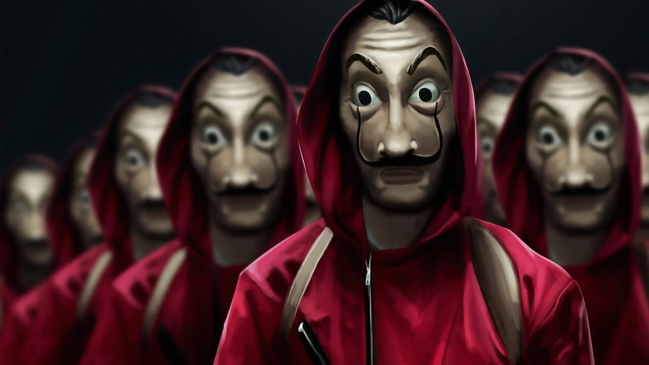 """Popular Series """"Money Heist"""" Reportedly Renewed For More Parts After Season 4"""