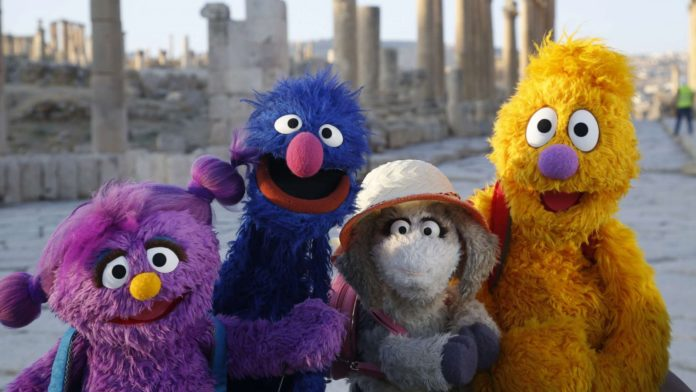 """The New Arabic Version of """"Sesame Street"""" has Kicked off With New Muppets"""