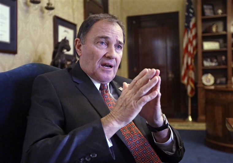 Utah Governor Gary Herbert Signed The Latest Medical Cannabis Bill Into Law, Clearing The State To Launch Its Program Next Week.