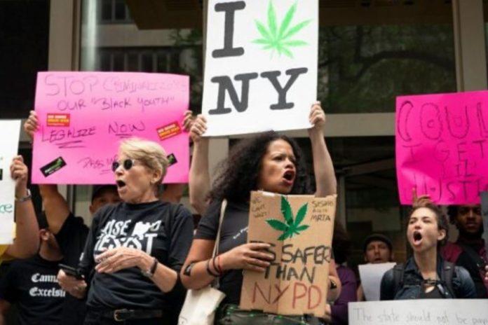 Revised Marijuana Legalization Bill Filed In New York Due To Corona Virus
