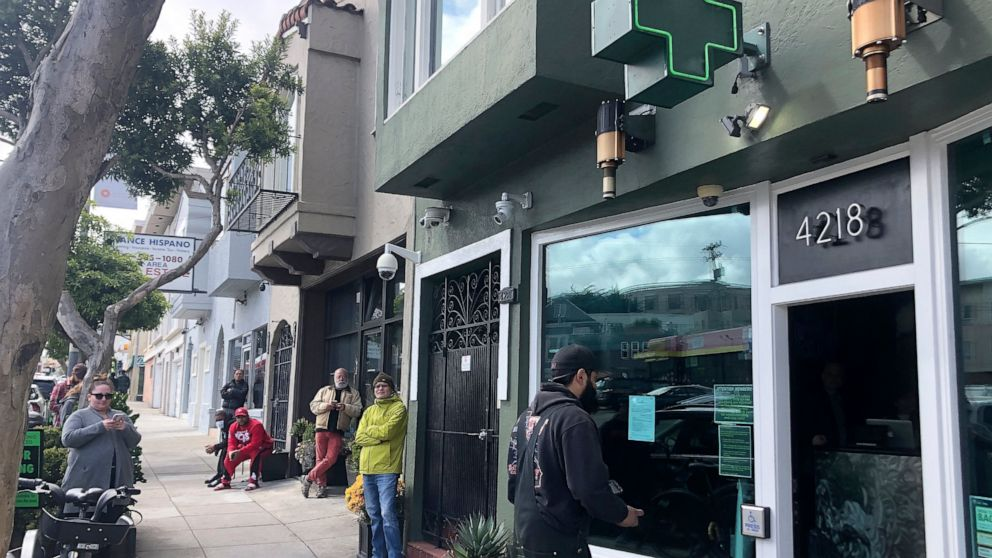 San Francisco Closes Cannabis Stores Over Coronavirus Fears