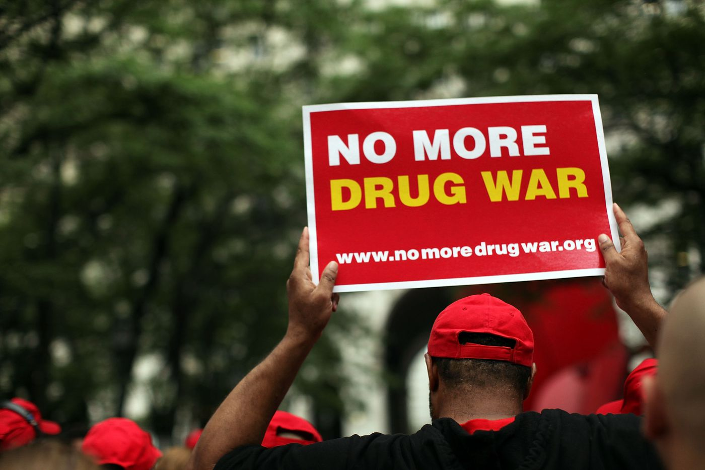 Bid to Decriminalize All Drugs Launched In Oregon